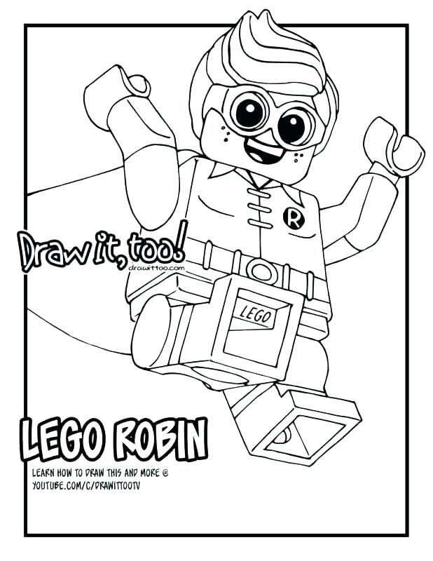 618x800 Robin Coloring Page Robin Coloring Pages Robin Coloring Pages