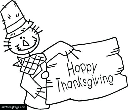 409x350 Scarecrow Coloring Page Scarecrow Coloring Page Scarecrow Coloring