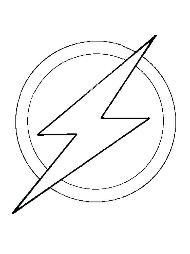 750x1000 Batman Symbol Coloring Pages Free Flash Page As Well Logo Dc Com