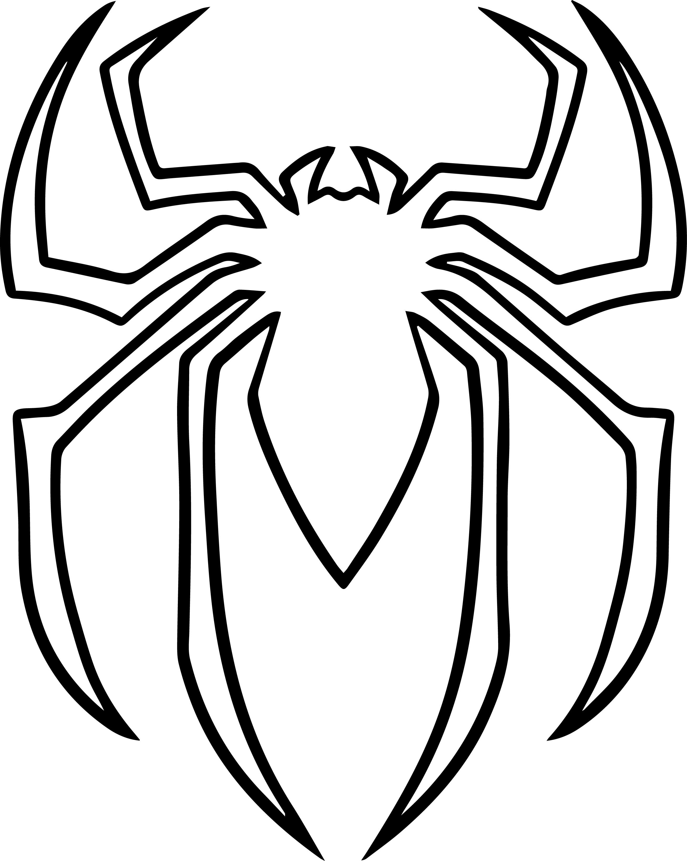 2615x3276 Deadpool Symbol Coloring Pages Best Famous Pictures