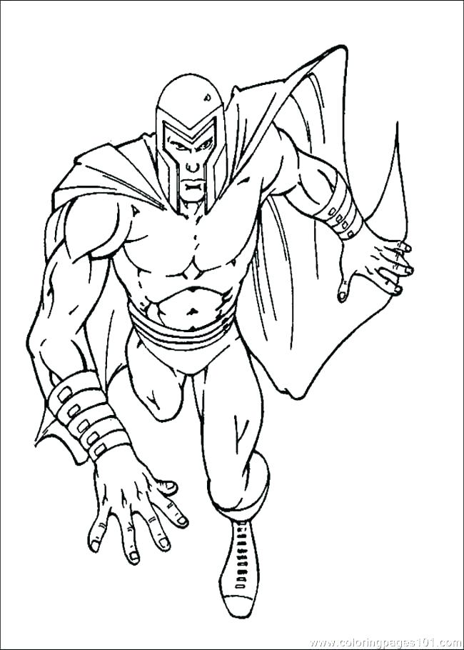 650x910 Wolverine Coloring Page X Men Coloring Pages Free X Men Coloring