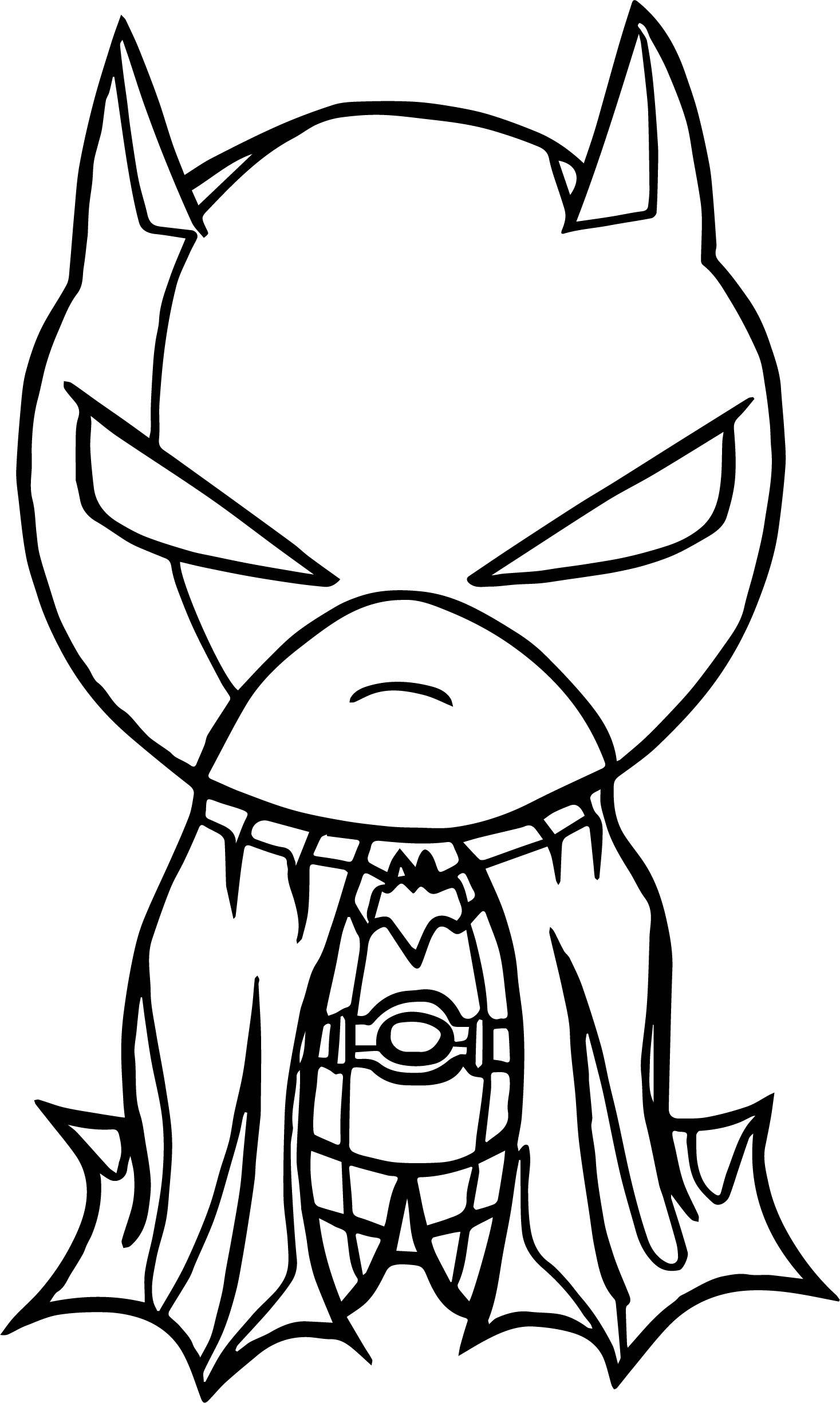 1467x2451 Batman Symbol Coloring Page Pages View Larger Logo Kids Super