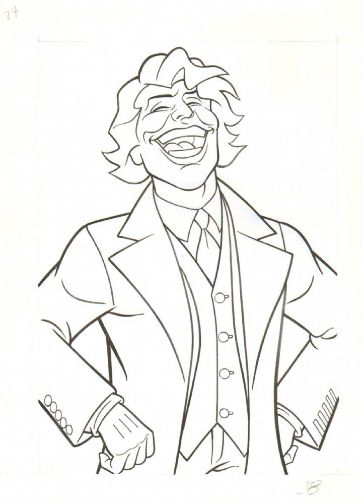 719x1000 Coloring Pages Joker, Harley Quinn Coloring Pages Best Coloring