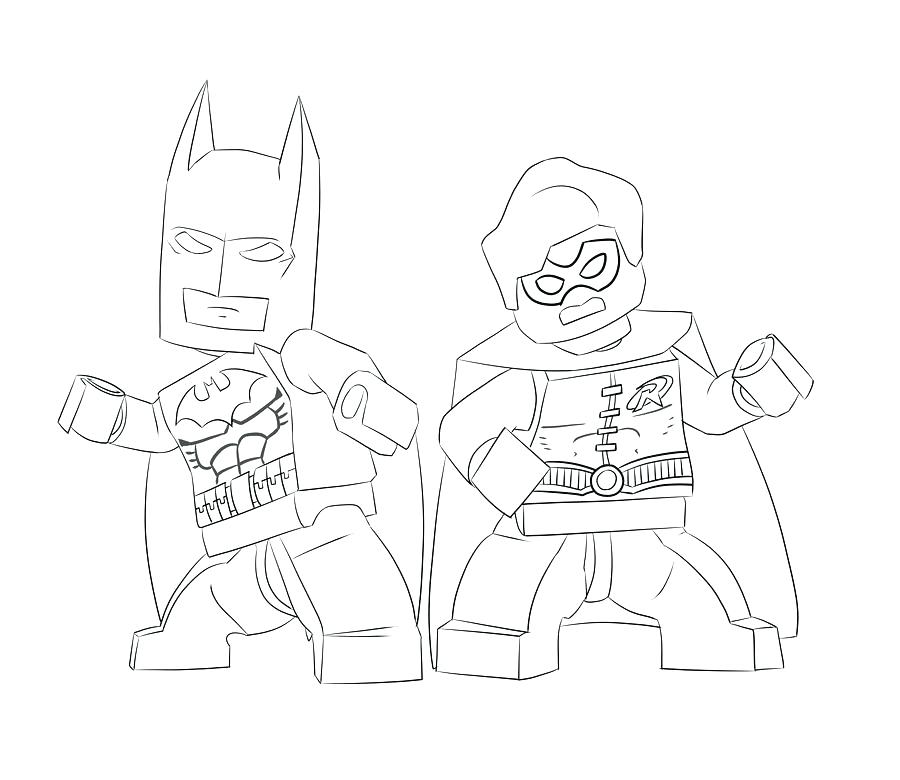 900x780 Batman Beyond Coloring Pages