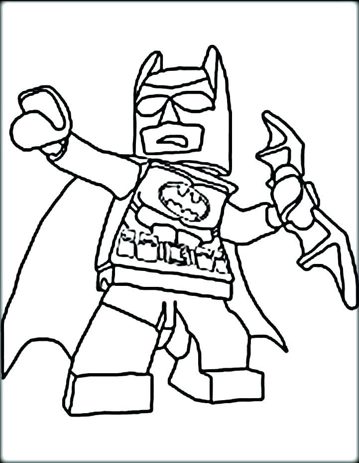 721x928 Batman And Joker Coloring Pages Free Printable Joker Coloring