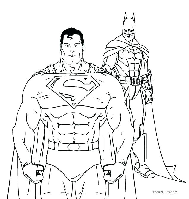 636x670 Superman Coloring Pages Superman Logo Coloring Pages Hulk