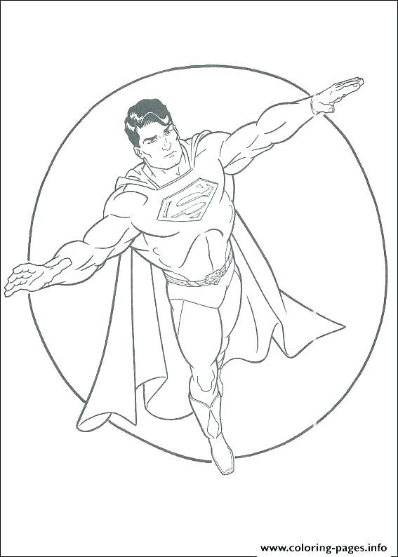 567x794 Superman Symbol Coloring Pages Superman Logo Coloring Pages Emblem