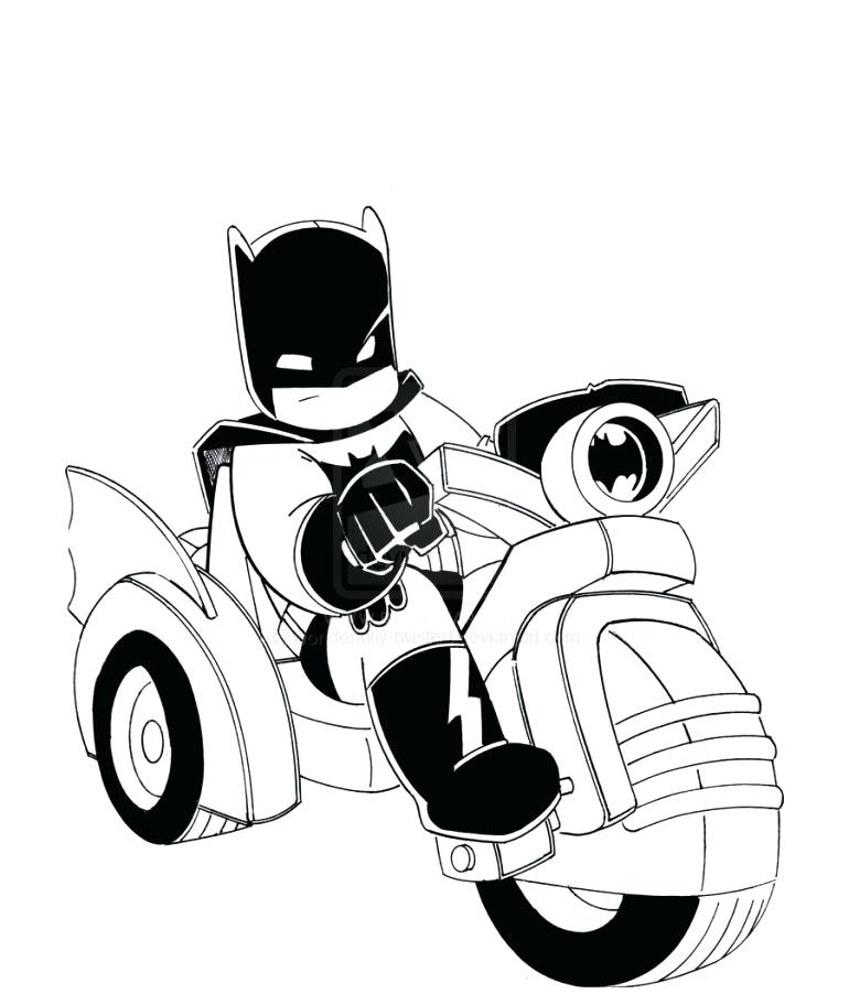 770x902 Batmobile Coloring Pages Coloring Pages Batman Batmobile Colouring