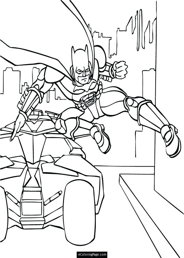 607x850 Extraordinary Batmobile Coloring Pages Extraordinary Coloring
