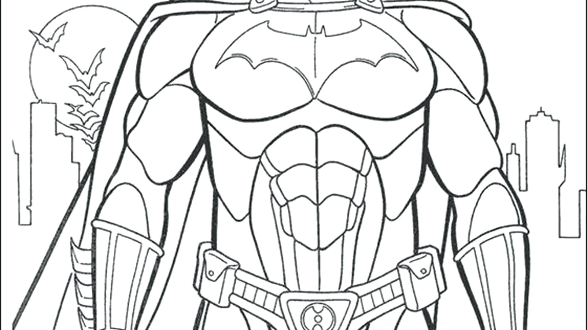 1920x1080 New Coloring Batmobile Coloring Pages