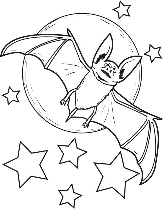 548x700 Coloring Pages Bats Bats Coloring Pages Bats Coloring Page