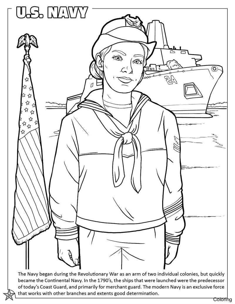 800x1035 Sensational Navy Coloring Pages For Kids Battleship Printable Free