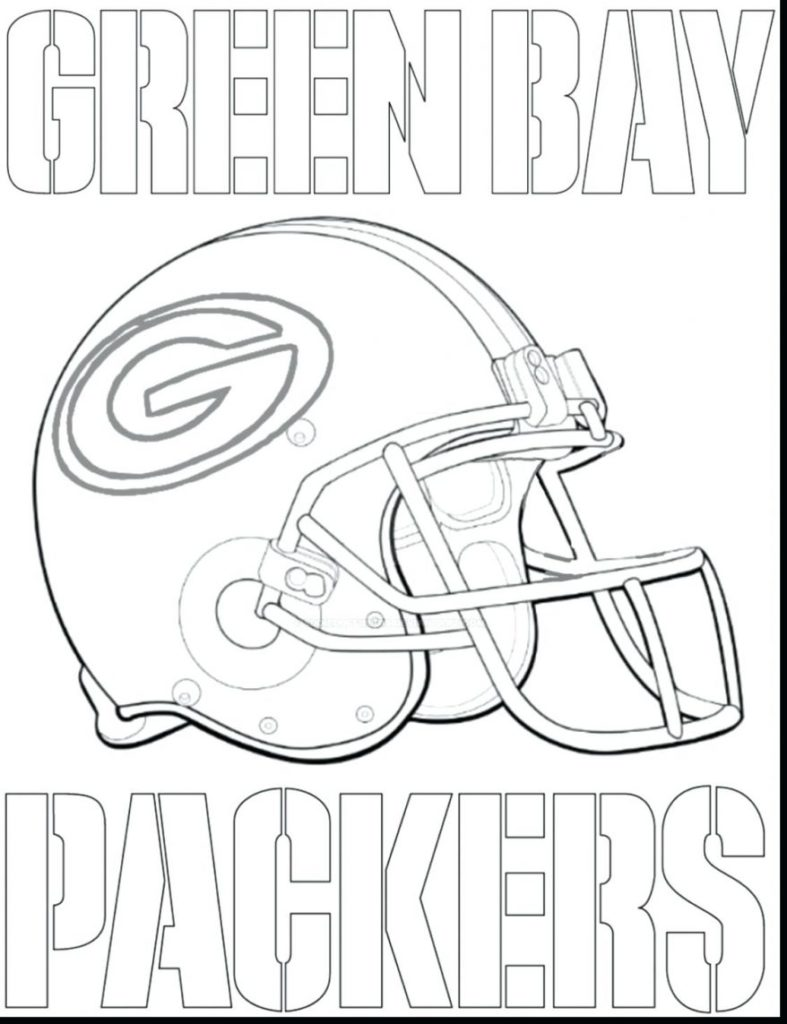 787x1024 Green Bay Packers Coloring Pages Helmet Drawing At Getdrawings Com