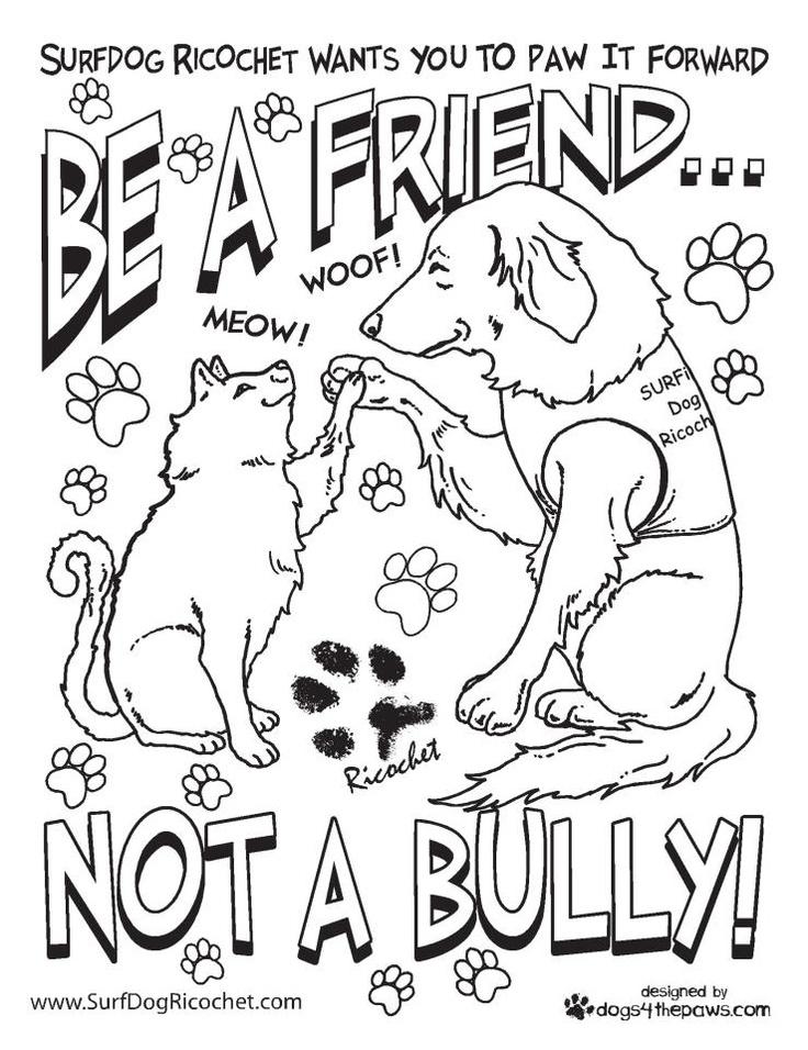 736x956 Anti Bullying Printables Fresh Anti Bullying Coloring Pages