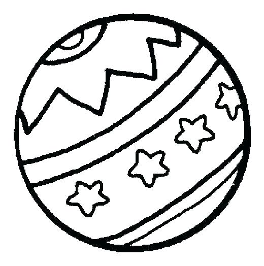 520x524 Beach Ball Coloring Page Idea Beach Coloring Pages For Coloring