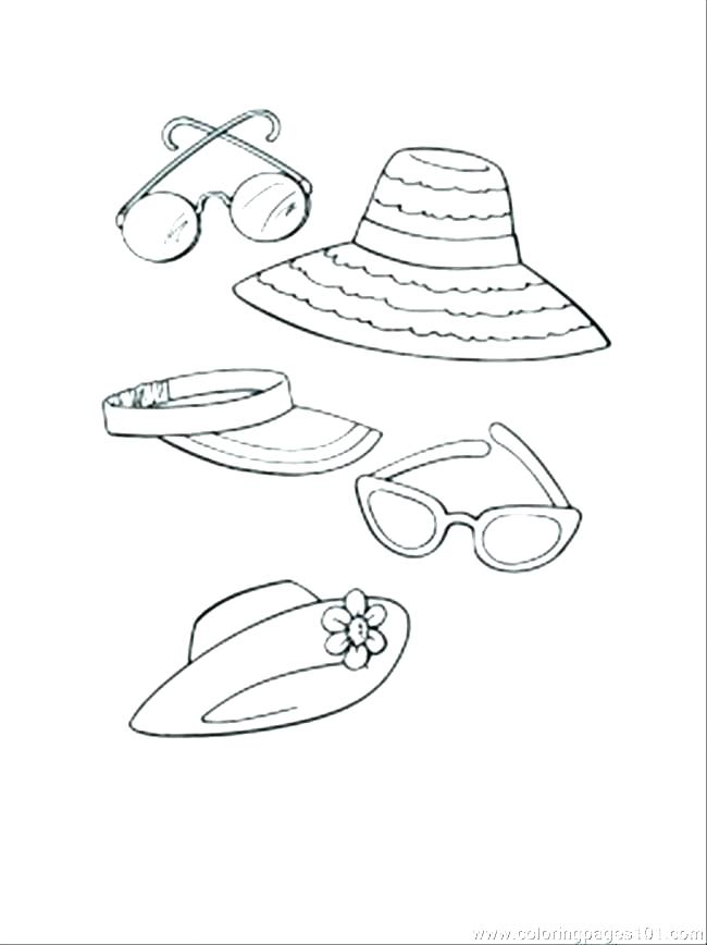 650x868 Beach Ball Coloring Pages