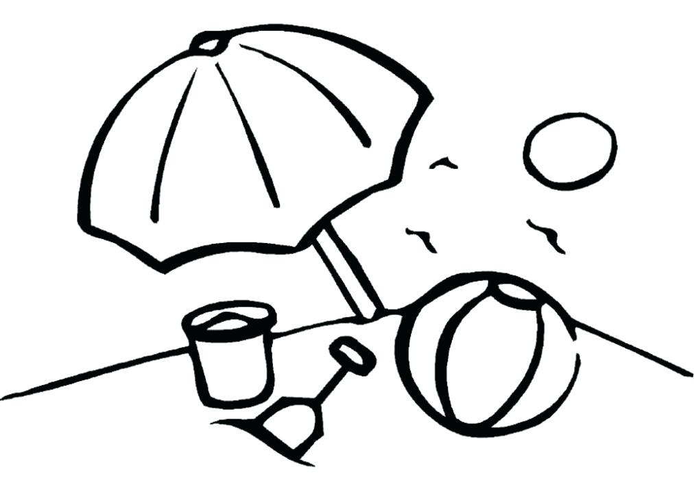 1012x708 Beach Coloring Page Beach Ball Coloring Pages Boom Beach Coloring