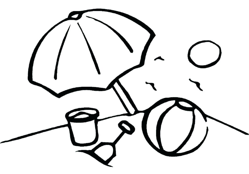 1012x708 Coloring Page Beach A Lovely Beach On Tropical Island Coloring