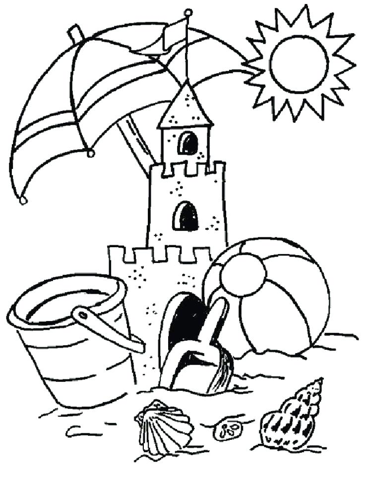 736x963 Free Beach Ball Coloring Pages Download Free Clip Art Free Clip