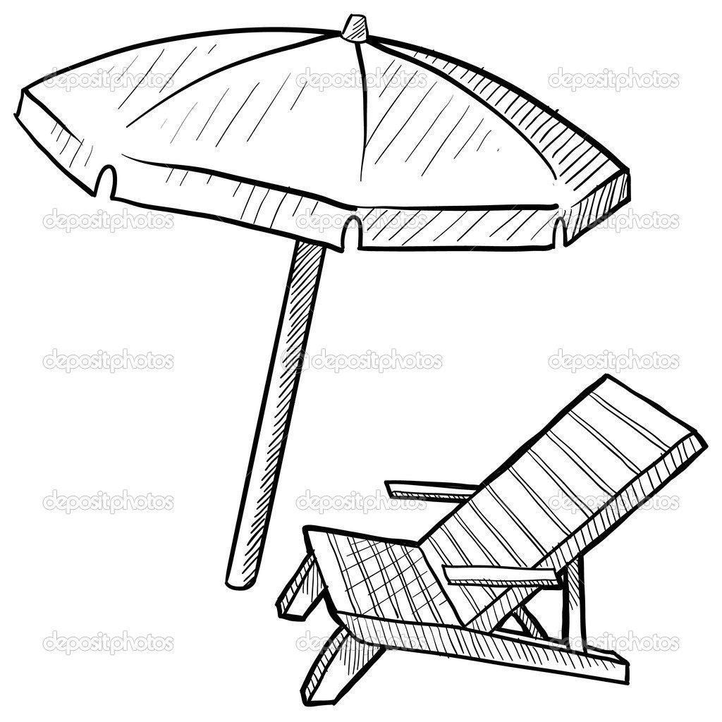 1024x1024 Incredible Kids Color Books Pict For Beach Chair Coloring Page