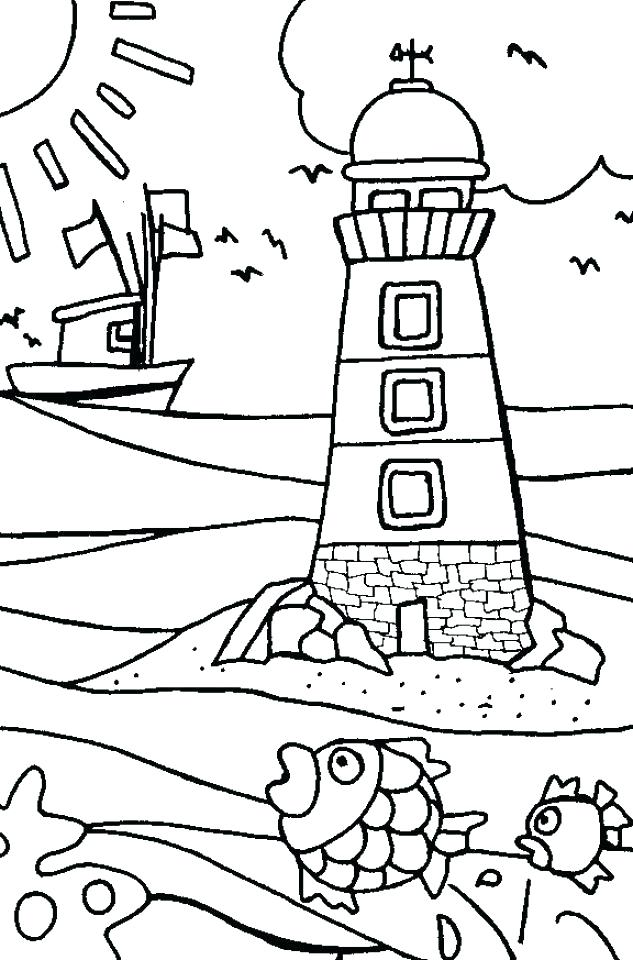 633x960 Beach Ball Coloring Page Coloring Pages Beach Packed