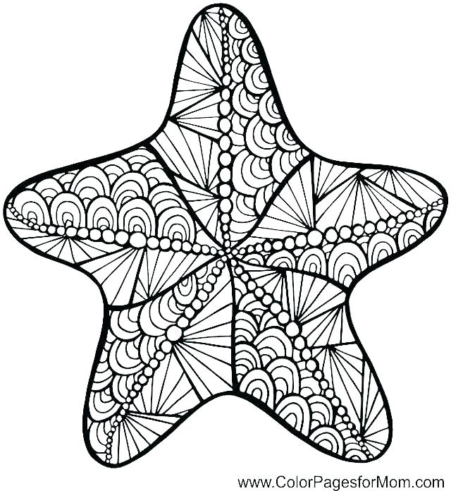 640x696 Beach Coloring Page Beach Ball Coloring Pages