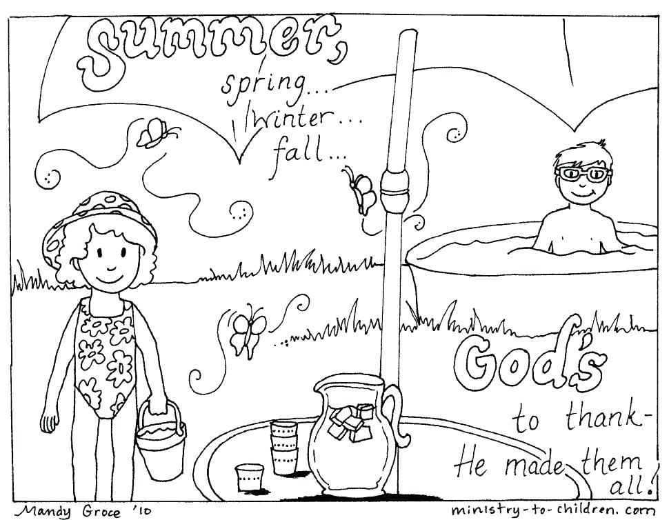 970x754 Summer Coloring Pages Adult Summer Coloring Sheets Summer Vacation