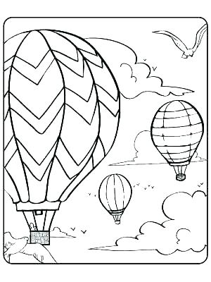 300x400 Beach Printable Coloring Pages