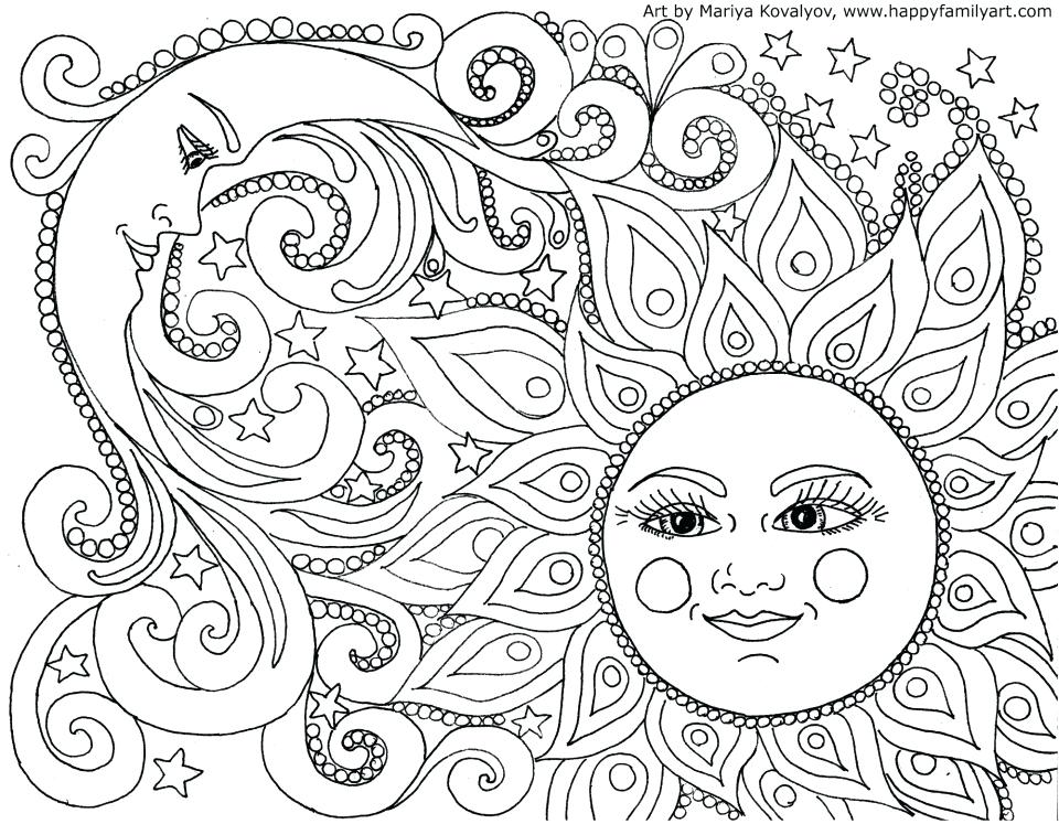 960x747 Summer Color Pages Summer Coloring Pages Kids Summer Colouring