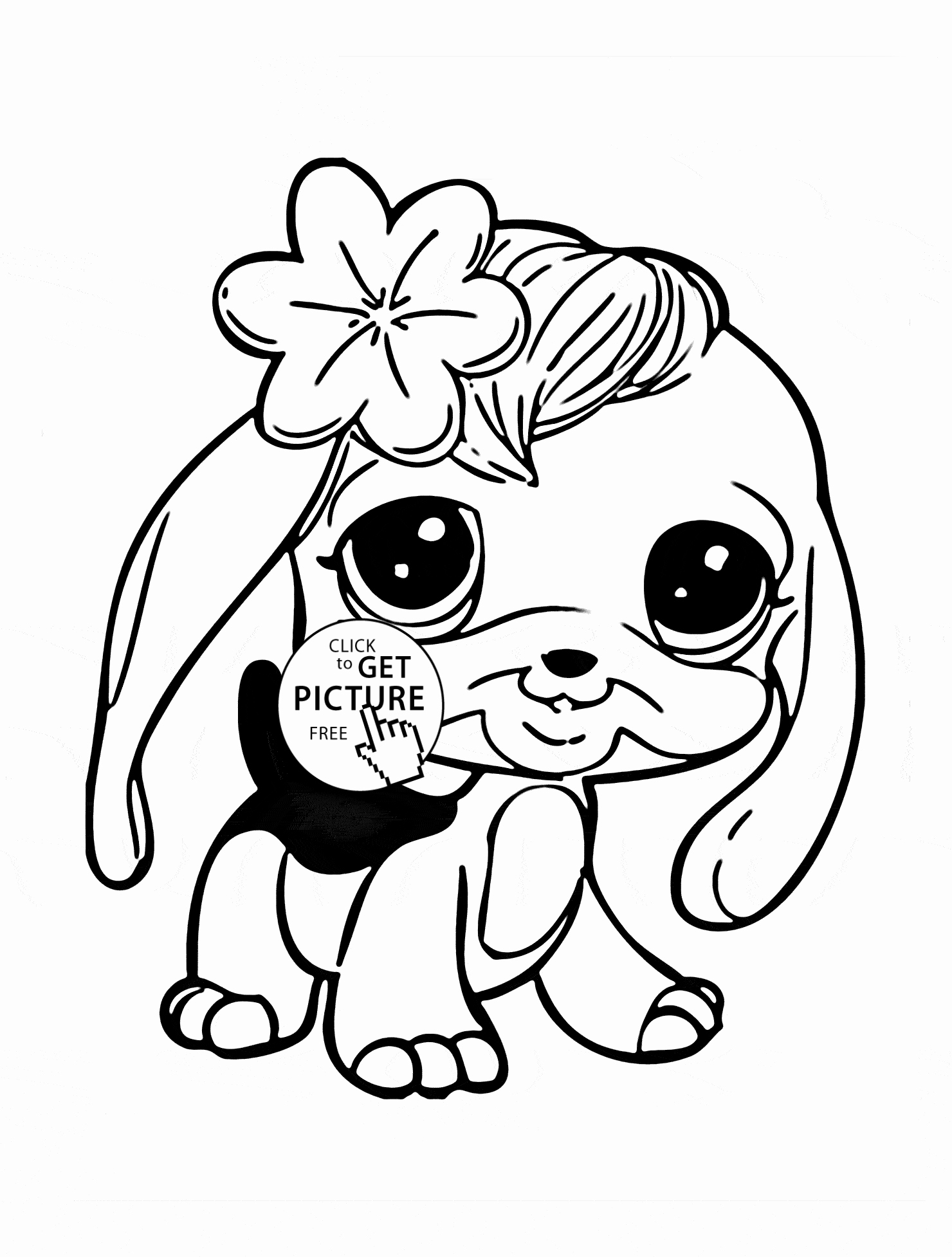 1480x1954 Dog Coloring Pages Awesome Fresh Print Scraps Beanie Boo Coloring