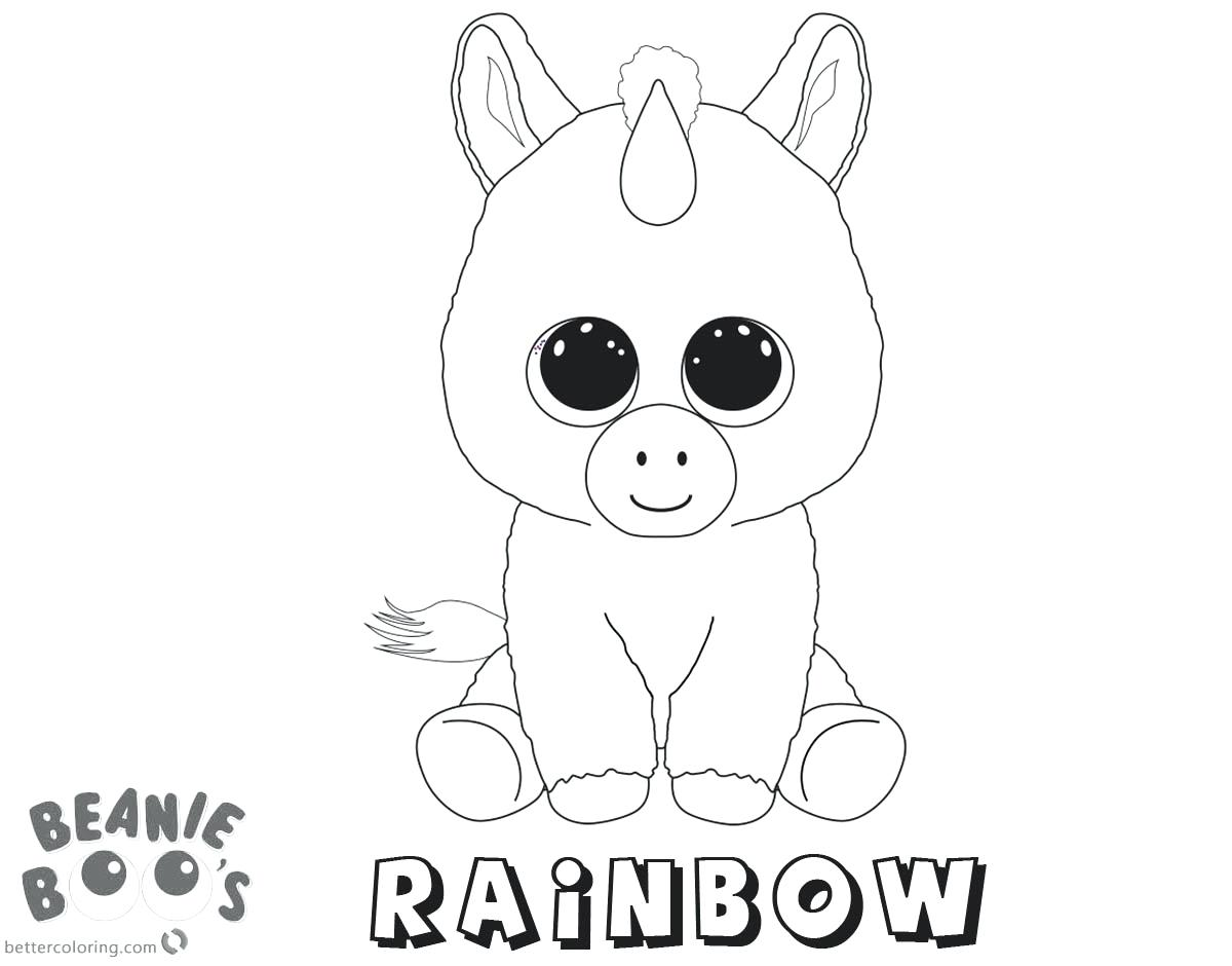 1200x940 Beanie Boo Coloring Pages Safari Amazing Free Printable Alphabet