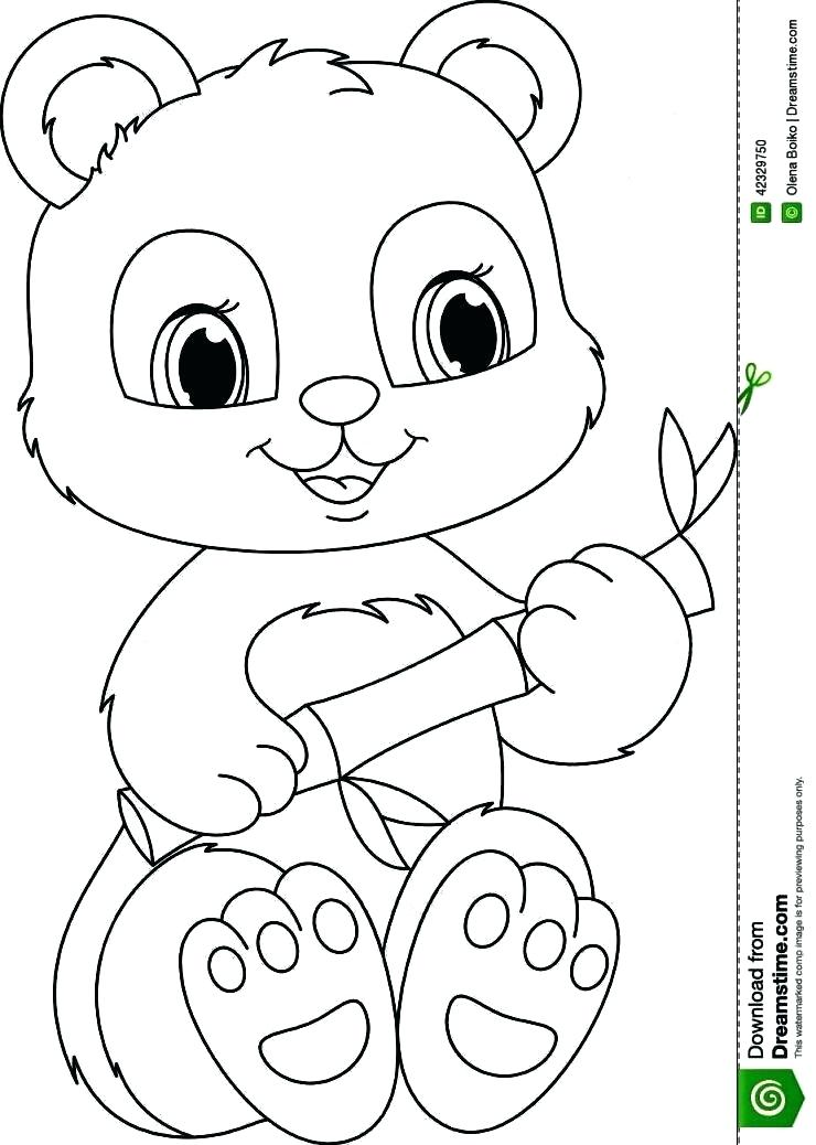 740x1038 Coloring Pages Of Pandas Cute Panda Coloring Pages Beanie Boos