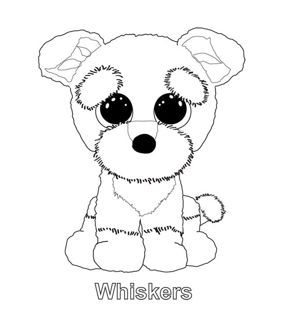 1170x1321 Whiskers Brooke Minis, Tiernas Y Colorear