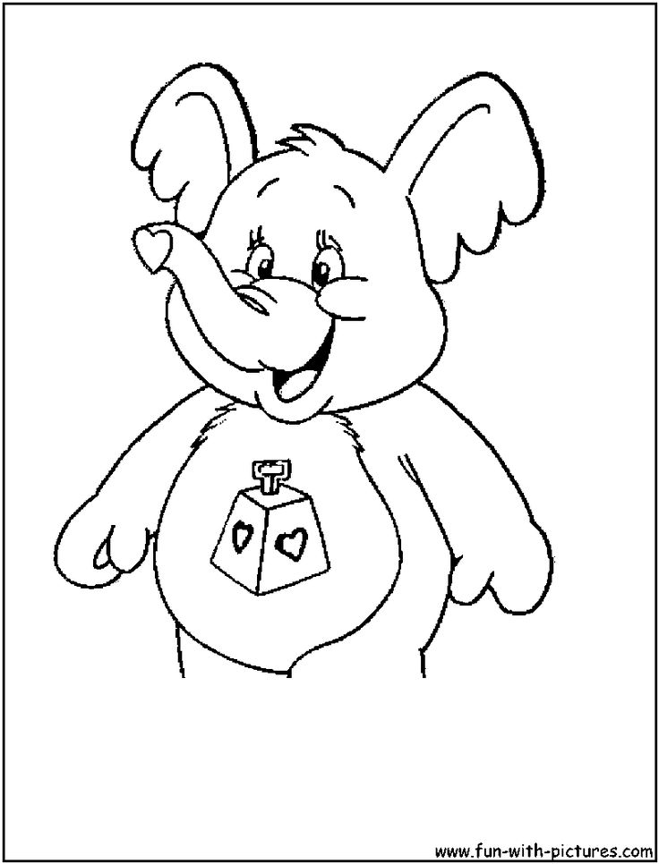 736x966 Best Care Bears Coloring Pages Images On Care