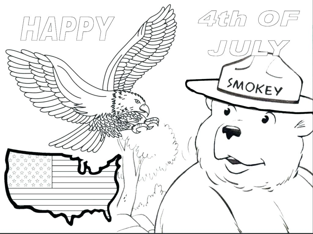 1024x767 Bear Coloring Pages For Adults