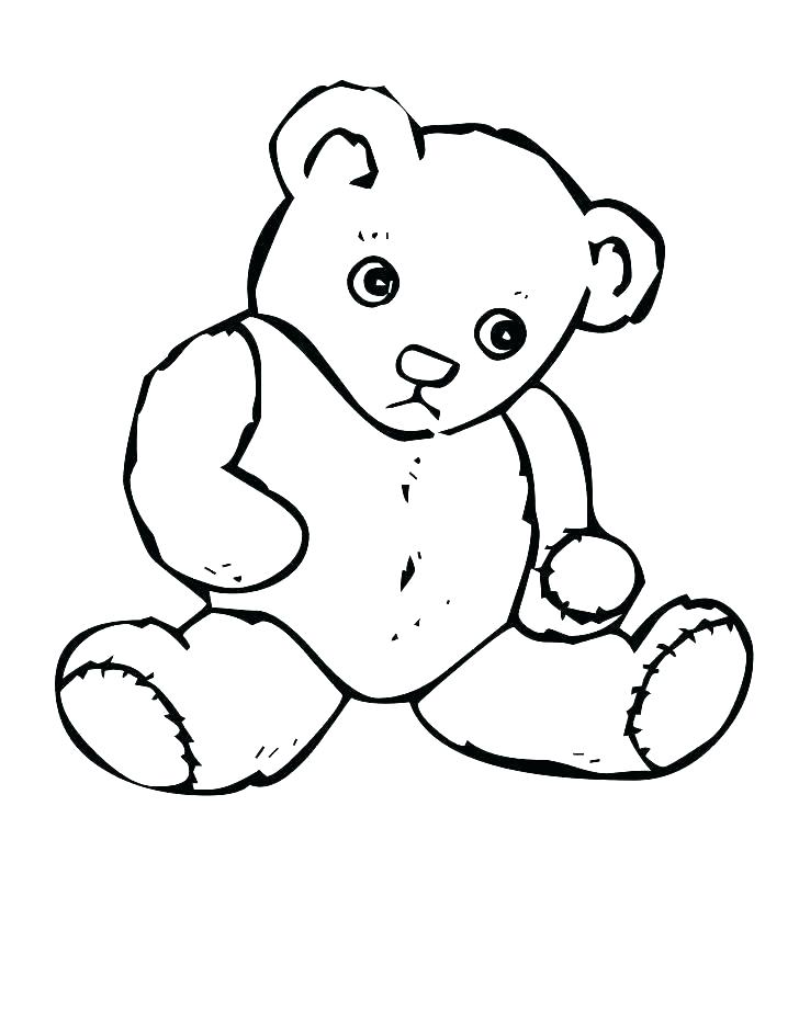 728x942 Polar Bears Coloring Pages Baby Polar Bear Coloring Pages