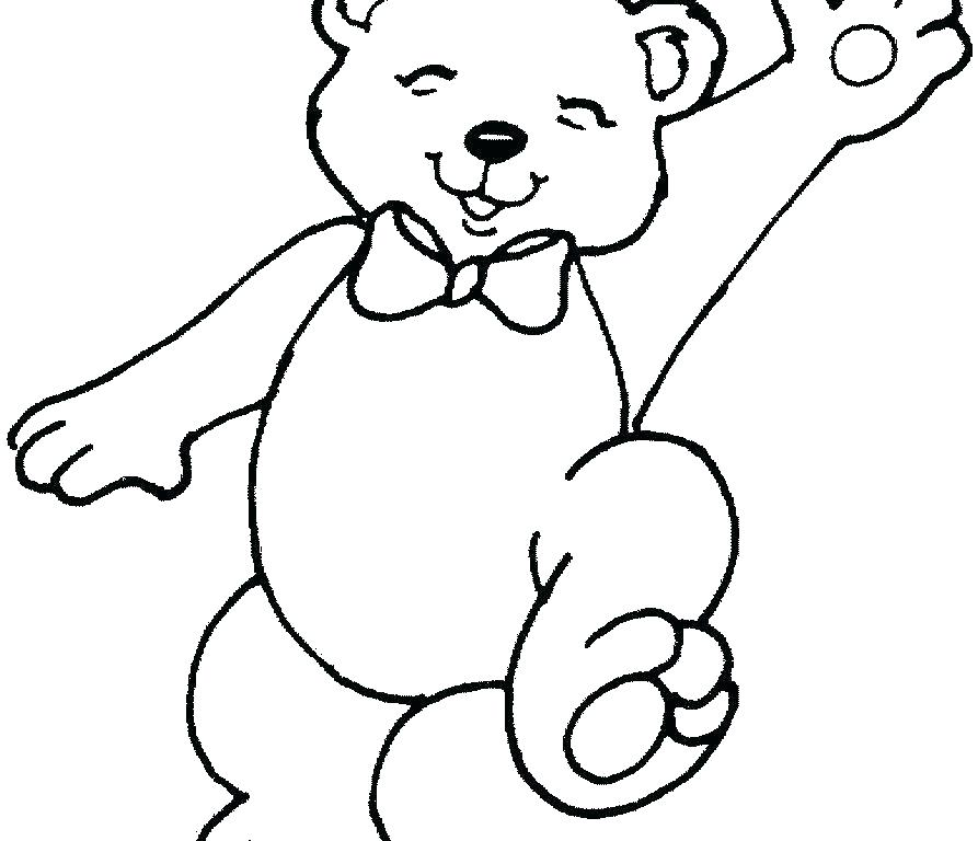 893x768 Coloring Page Of A Bear Little Bear Coloring Pages Coloring Page