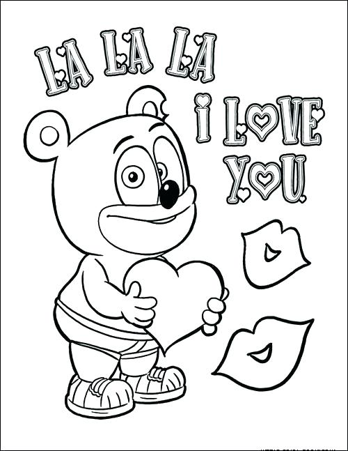 500x647 Black Bear Coloring Pages Bear Coloring Page Coloring Pages