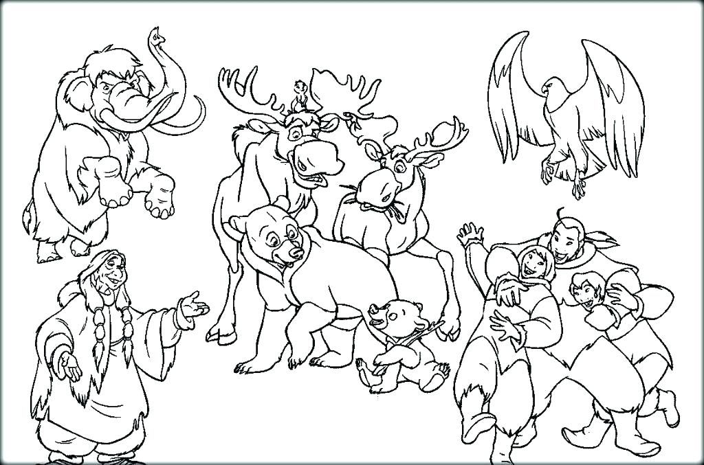 1024x677 Happy Family Free Coloring Page O Animals Kids Lion King Happy