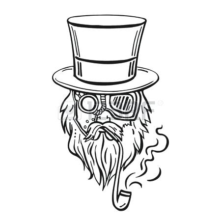 450x450 Coloring Page Moustache Coloring Page Moustache Mustache Coloring