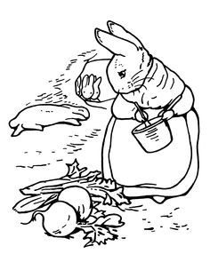 236x304 Afbeeldingsresultaat Voor Beatrix Potter Coloring Pages