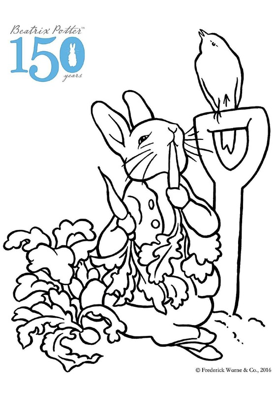 565x800 Tons Of Free Printable Coloring Pages From Top Libraries + Museums