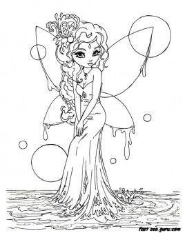 268x338 Coloring Pages For Adults To Print Out For Girls