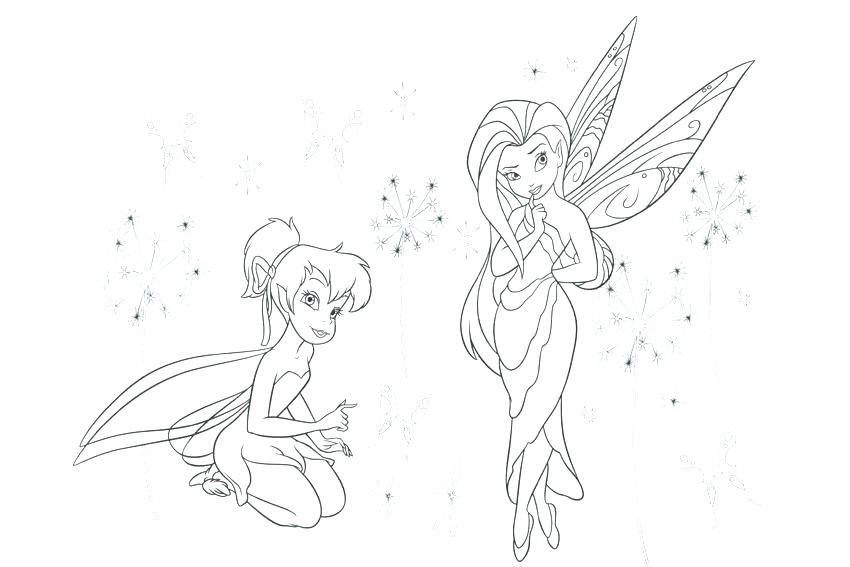 850x567 Tinkerbell Pictures To Print