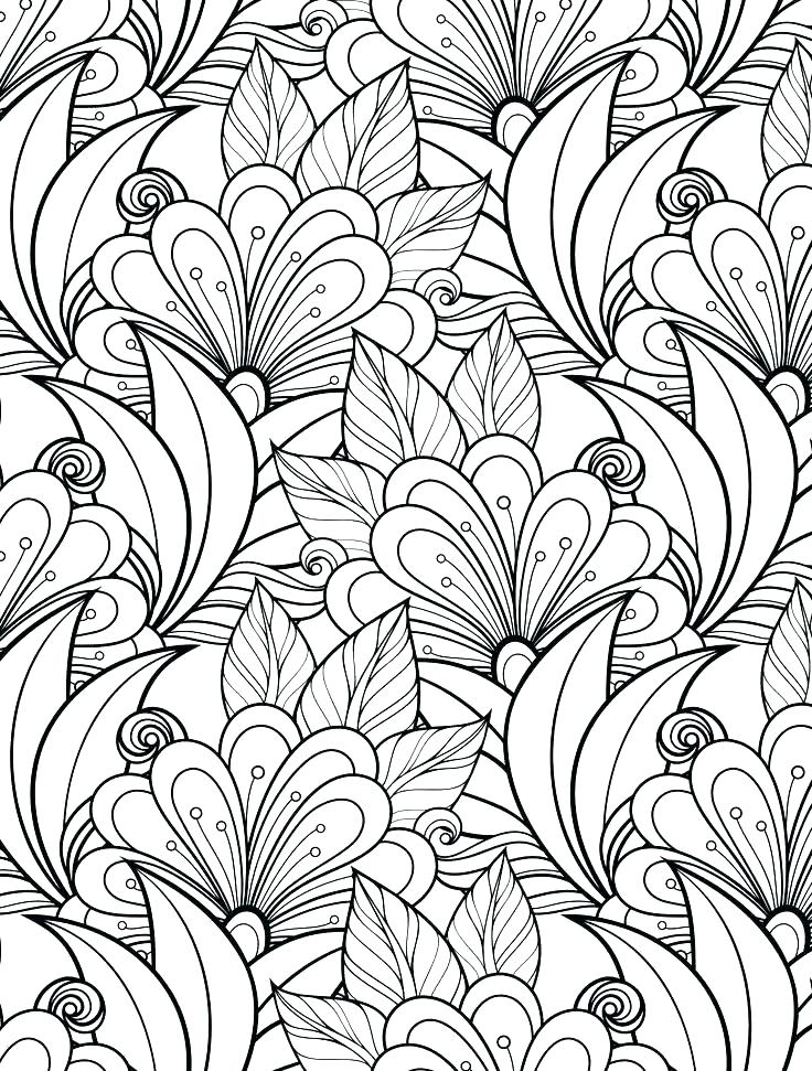 736x971 Beautiful Flower Coloring Pages Coloring Book Pages Flowers