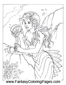 250x324 Mermaid Coloring Pages Mermaid, Pdf And Printing