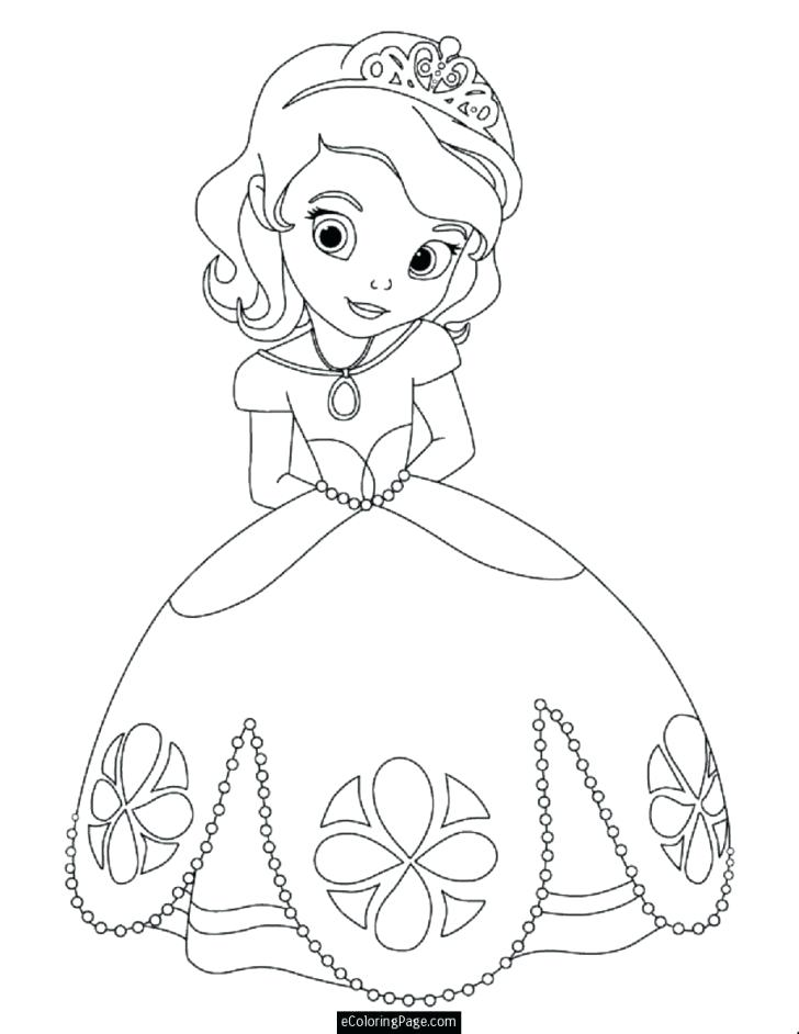 728x942 Pretty Princess Coloring Pages About Coloring Pages Beautiful