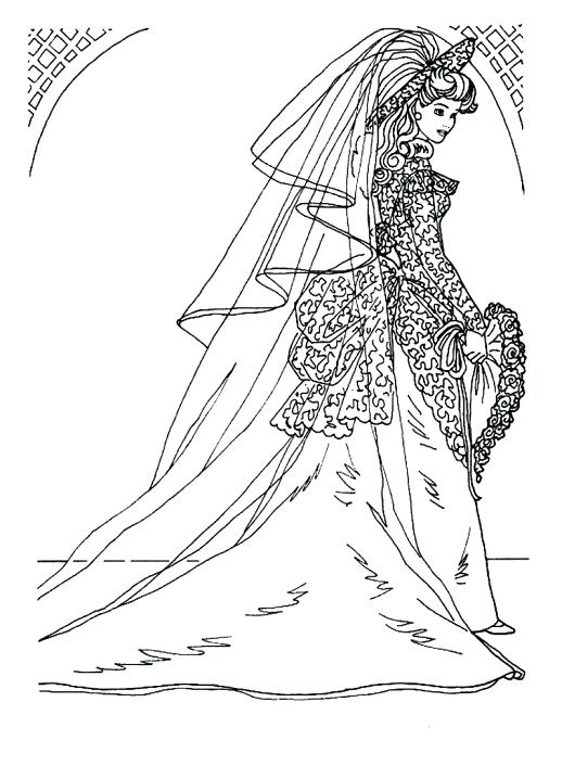 518x706 Pretty Princess Coloring Pages Pretty Princess In An Awesome