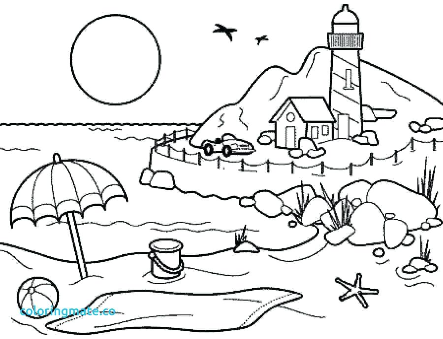 900x688 Coloring Pages For Summer Summer Printable Coloring Pages