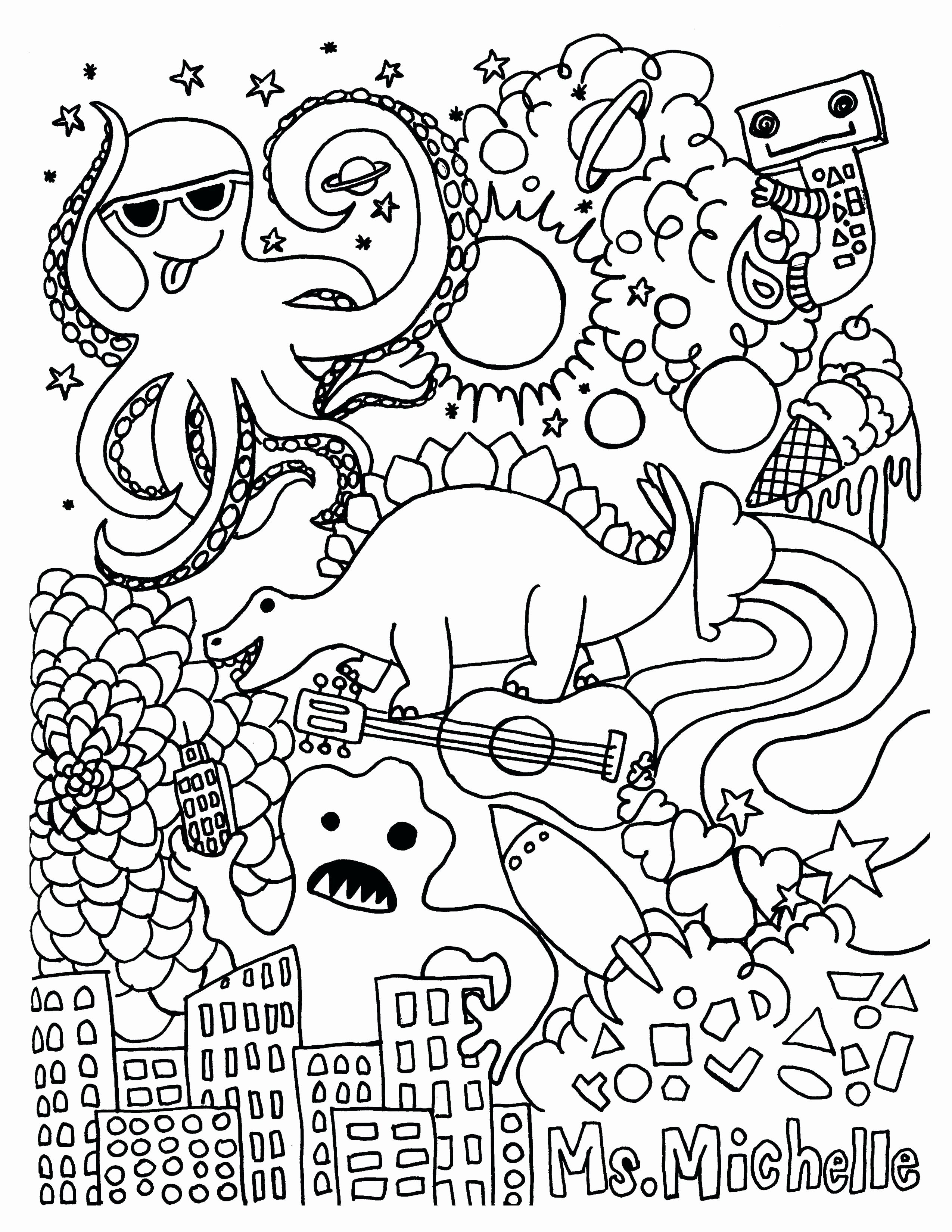 2550x3300 Spring Printable Coloring Pages Beautiful Coloring Page Grade